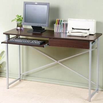 《YoStyle》超值附抽電腦桌-寬120公分(二色可選)