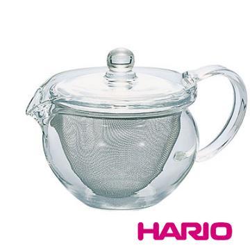 HARIO 茶茶急須丸形茶壺300ml  CHJMN-30T