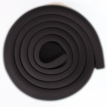 【虎兒寶】居家安全加厚防撞條【L 型】(200CM**1入-黑色)