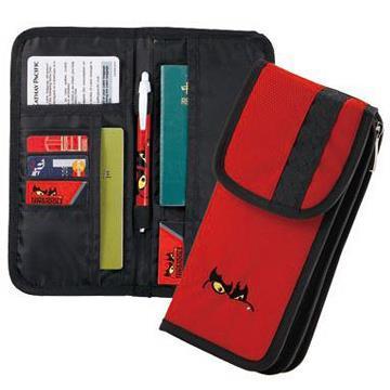 《北歐設計》旅行護照證件收納包