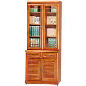 YoStyle 樟木3x7尺收納書櫃
