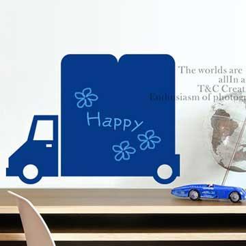 Christine創意DIY塗鴉壁貼 / 留言貼 / BK015 傳遞祝福