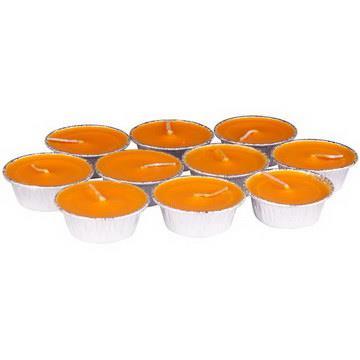 【藏傳佛教文物】6小時 植物性酥油燈粒(10入)