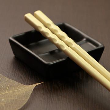 【JoyLife】美耐波紋筷10雙組-白色(10雙/包)