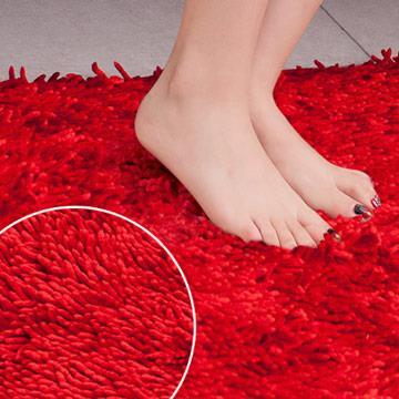 【JoyLife】時尚維娜絲雪尼爾超吸水地墊(40x60cm)
