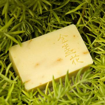 文山手作皂-金盞花洗顏皂(潔顏用)