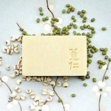 文山手作皂-清肌薏仁(潔顏用)
