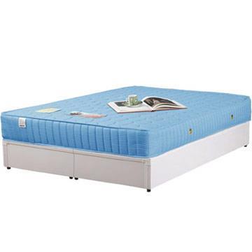 Yostyle 麗緻床台+獨立筒床墊(四色可選)-雙人5尺