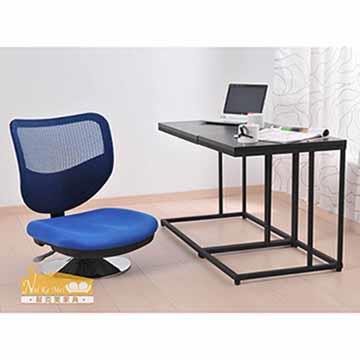 【耐克美】-馬尼-高張力背部網式和室旋轉電腦椅/咖啡椅(單色系款)