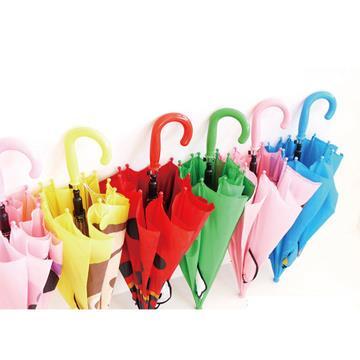 【虎兒寶】超潑水-韓國熱銷款立體造型兒童自動傘 (6款)