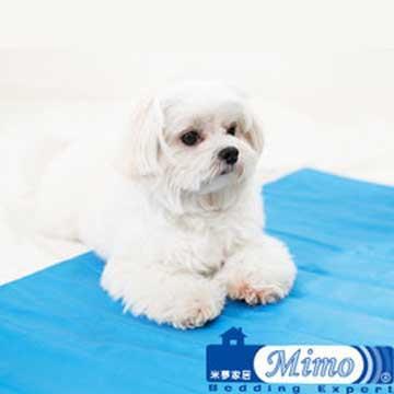 米夢家居 嚴選長效型降6度冰砂冰涼墊(60**90CM)10公斤以上大寵物用1入