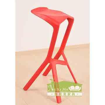 【耐克美】奧布麗Aubree造型高腳椅
