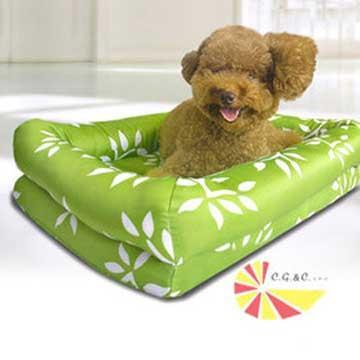 UNO【凱蕾絲帝】太空記憶寵物時尚床墊-中大型犬專用 80**50**5CM-自然元氣