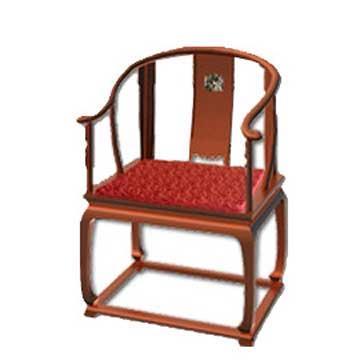 【凱蕾絲帝】木椅通用 高支撐