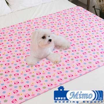 【米夢家居】台灣製造-全方位超防水止滑保潔墊/寵物墊(105x144cm)-四色任選