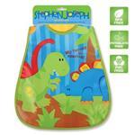 【Stephen Joseph】童趣造型防水圍兜-恐龍樂園