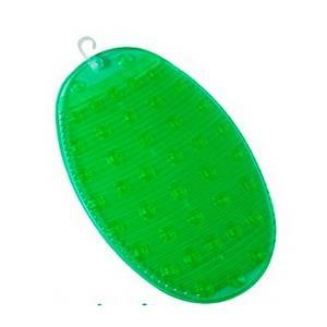 《生活大師》 吸盤設計矽膠洗衣板(任選一色)