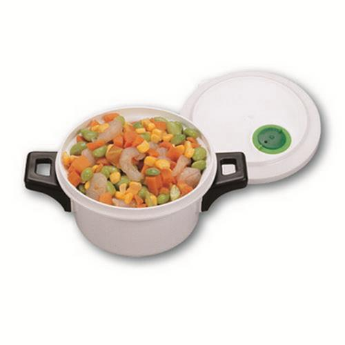 《OKAY》 微波透氣鈕煮食鍋 (YH-7005SS)