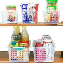 《真鮮大師》 多功能組合式保鮮收納盒 (L216 x 2 + L217 x 3)