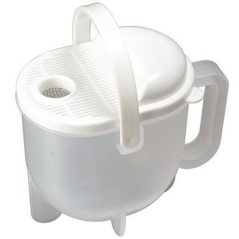 《快樂廚寶》 對流式洗米器 (白色)