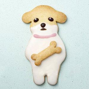 糖霜小狗愛骨頭DIY鐵製餅乾模具