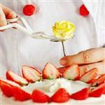 蛋糕奶油花成品裱花轉移剪刀
