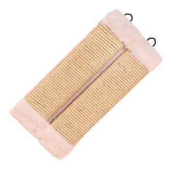 《OKAY》 可掛式2面麻繩貓抓板