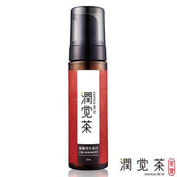 【茶寶 潤覺茶】白薑花滋養潔顏慕斯(200ml)