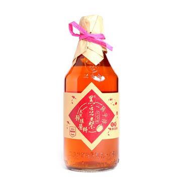 【黑豆桑】天然手工梅子淳(x1瓶)