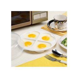 《OKAY》 微波心型煮蛋器