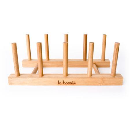 【la-boos】竹盤架