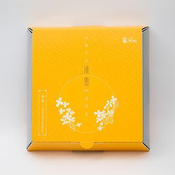 【喜朵】珍珠手工香皂-桂花香味