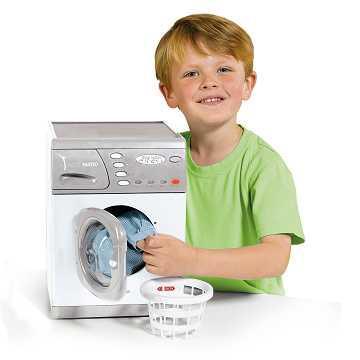【英國嘉思通CASDON】Wash MATIC 電動洗衣機玩具
