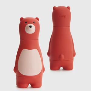 【iThinking】Bear Papa 棘輪起子組(典藏款) /紅棕