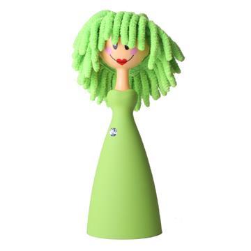 【Vigar維宜卡】潔靚娃娃電腦刷-(綠色)