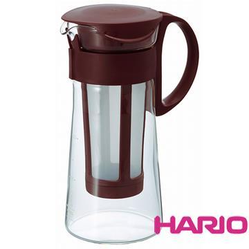 HARIO 迷你咖啡色冷泡咖啡600ml MCPN-7CBR