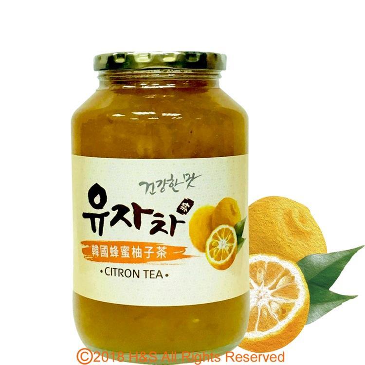 《韓廣》韓國蜂蜜生柚子茶(1kg)