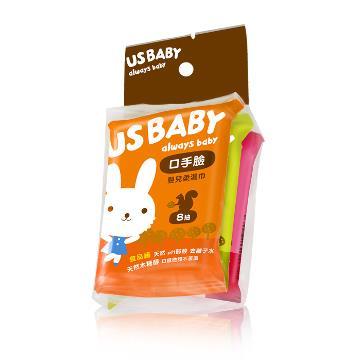 優生口手臉濕巾8抽3入--有效期限2021.5.28