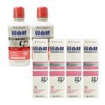 《台塑生醫》抗酸冷保健組-成人口腔潔菌液(2入)+酸冷對抗牙膏(4入)