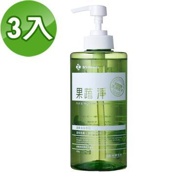 《台塑生醫》Dr's Formula果蔬淨420ml(3瓶入)