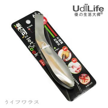 【UdiLife】樂司/不鏽鋼料理夾-6入