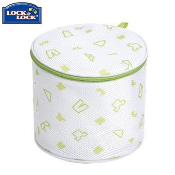 【樂扣樂扣】ETTOM筒型貼身衣物洗衣袋-綠