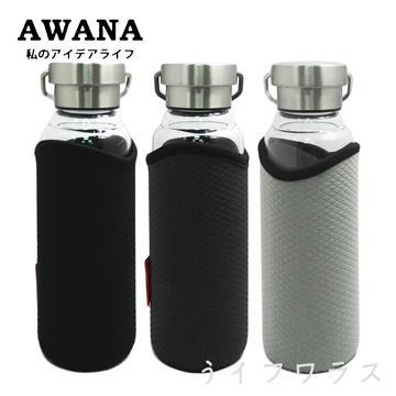 AWANA水晶玻璃杯-550ml-3入組