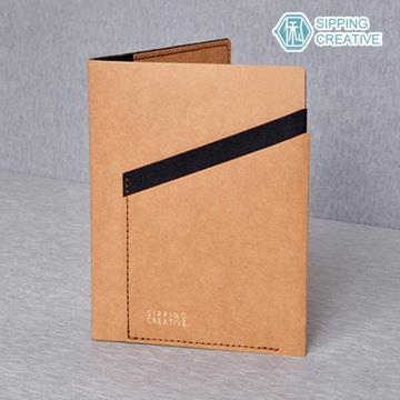 俬品創意 - 設計款紙革護照夾