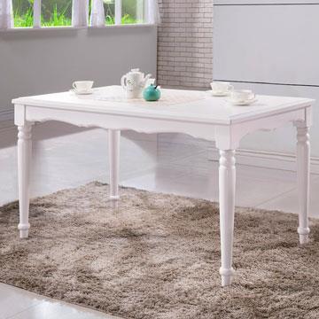 Yostyle 愛得拉4.3尺餐桌
