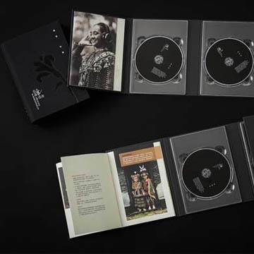 百合禮讚-台灣青葉魯凱古謠 (3CD)