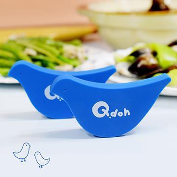 Q-doh 小鳥造型防燙隔熱夾(2入組)