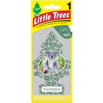 LittleTrees小樹芳香片-尤加利葉(Eucalyptus)