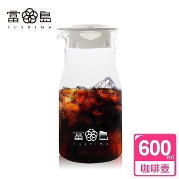 【FUSHIMA富島】冷熱兩用曲線分享壺600ML
