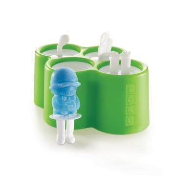 ZOKU動物園冰棒模具組 - 4入
